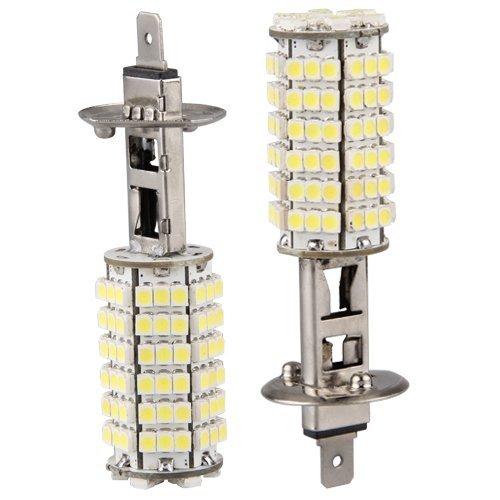 sodialr h1 120 3528 smd led autolampe lampe birne licht wei 12v vitanretla. Black Bedroom Furniture Sets. Home Design Ideas