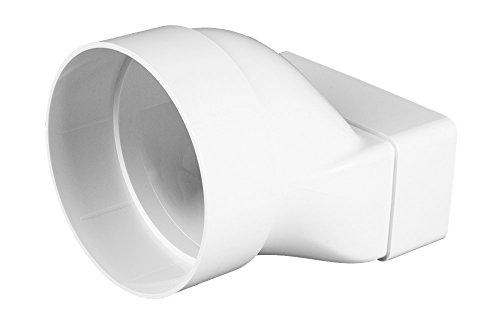 vioks 3m abluft haube lufthaube l ftung aussenhaube aussengitter anschluss 125mm schlauch l nge. Black Bedroom Furniture Sets. Home Design Ideas